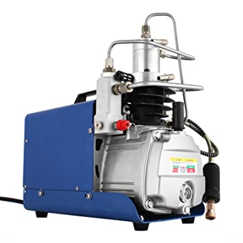 Moracle Compresor de Aire de la Bomba de Alta Presión 30MPA Compresor de Aire de la Bomba 4500PSI Compresor de Aire de Suspensión de PCP: Amazon.es: Coche y ...