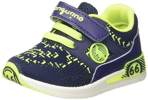 Sneakers blu per unisex Canguro AZYs46VdK