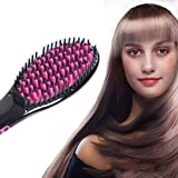 Hair Straightener Comb Natural Hair Straightening