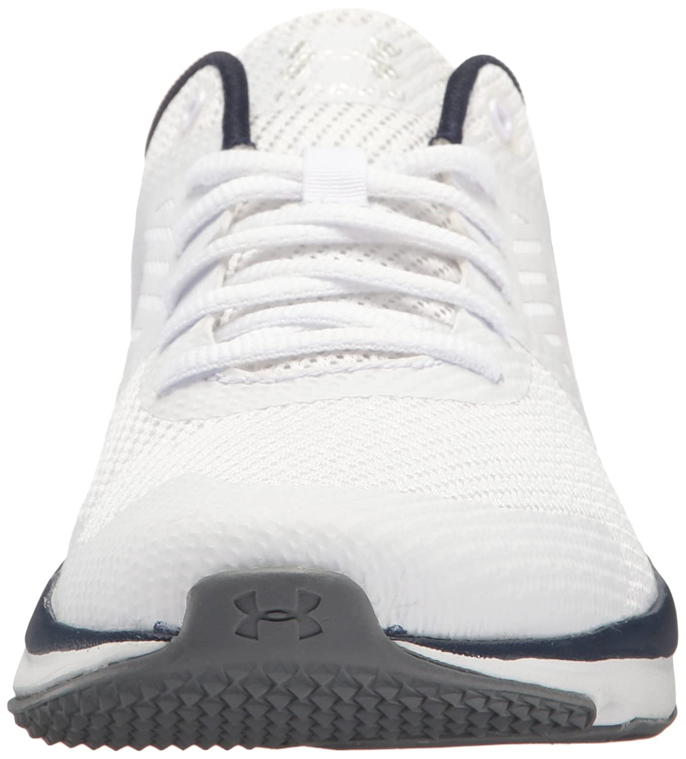 Under Armour Women's Micro B01GSOCJNC G Press Cross Trainer B01GSOCJNC Micro 7.5 M US|White (100)/Midnight Navy 3094fe