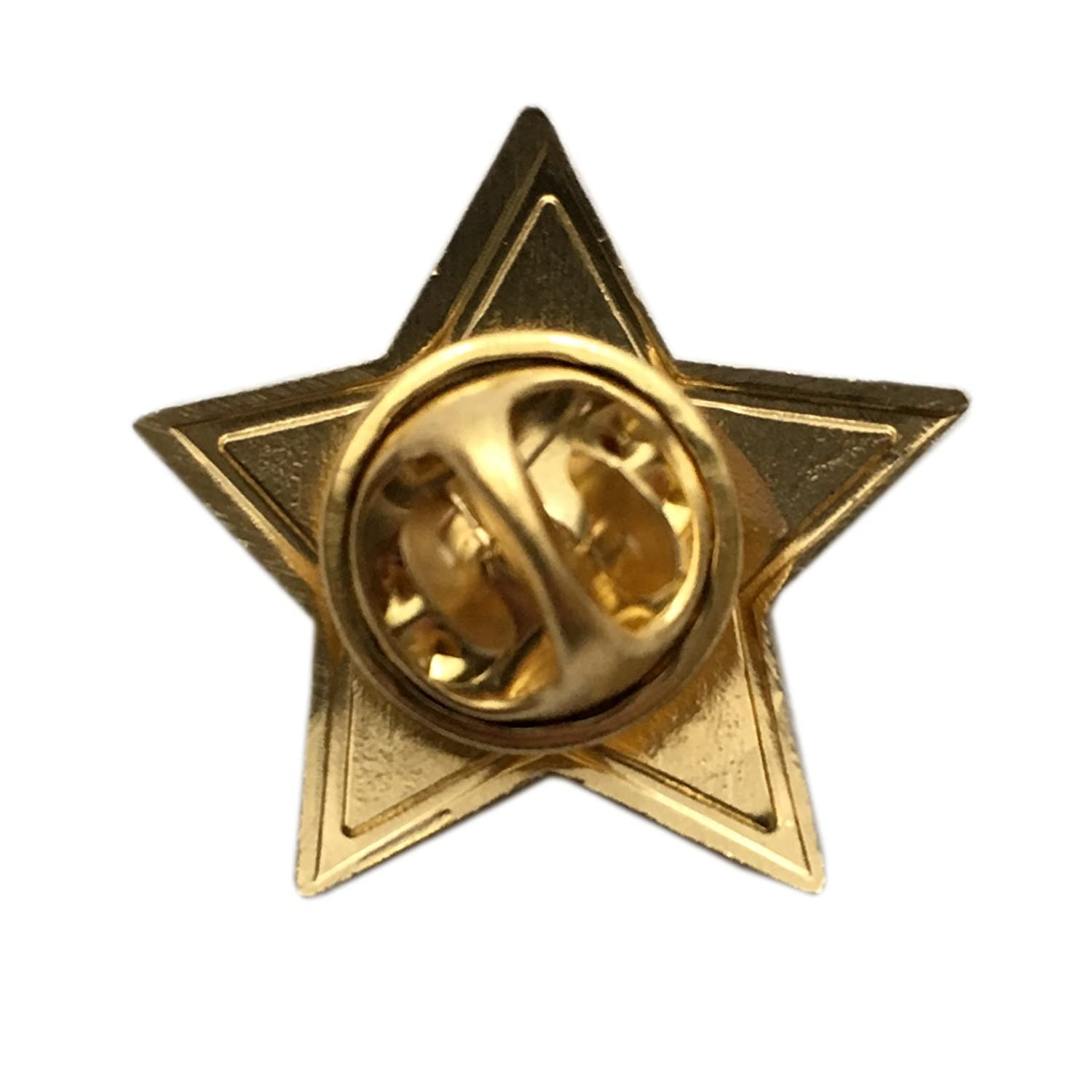 Ganwear® Soviet USSR Russian Army Military Small RED Star Ushanka Hat Cap  Beret Pin Badge Kokarda  Amazon.co.uk  Kitchen   Home 76782975312e