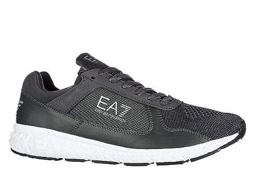 low priced 64907 e5660 Emporio Armani EA7 Scarpe Sneakers Uomo Nuove Originale ...