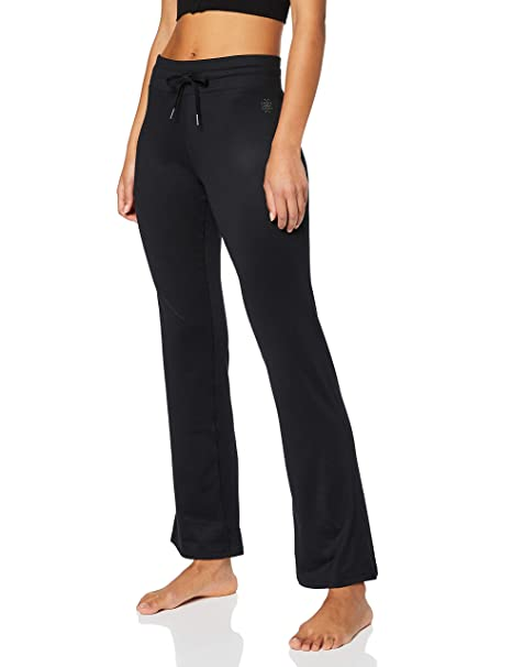 Amazon Brand - Aurique Womens Boot Cut Yoga Pants