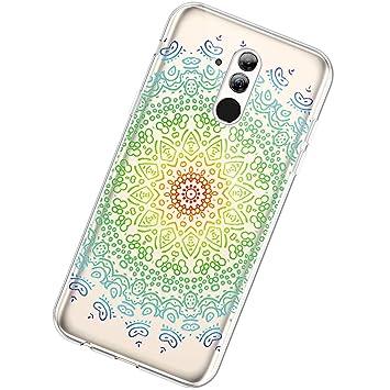Funda Compatible con Huawei Mate 20 Lite,Carcasa KunyFond Creativo ...
