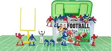 Navy//Light Blue Inspires Kids Imaginations with Kaskey Kids Football Guys