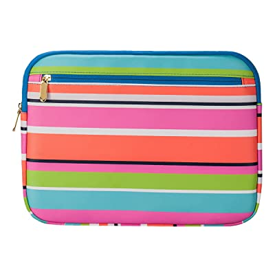 """13 Inch Laptop Sleeve 13.3 Inch for Macbook Air/Pro/Retina Display 12.9 Inch iPad Case Bag 13"""" Laptop case compatible with Apple/Samsung/HP/Asus/Acer/Dell etc Assorted color Rainbow"""