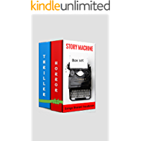Box Set: Story Machine (Horror and Thriller plots) (Creative Writing prompts and plots Book 6)
