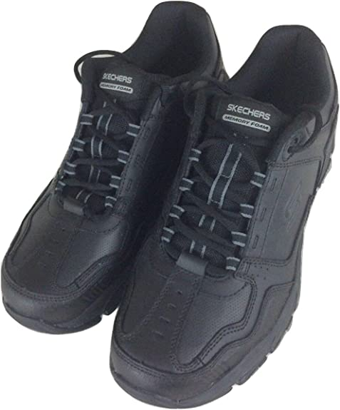 skechers mens memory foam shoes
