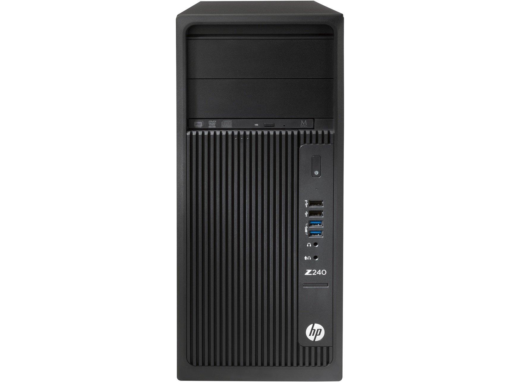 HP T4N77UT#ABA SMART BUY Z240T WKSTN I7-6700 by HP