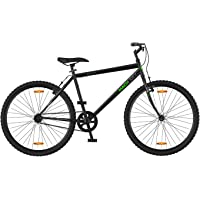 Mach City Ibike 2016 Single Speed Road Bike, Adult Medium (Matt Black)