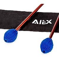 AIEX 1 Par Marimba Mallets Mazos de Marimba