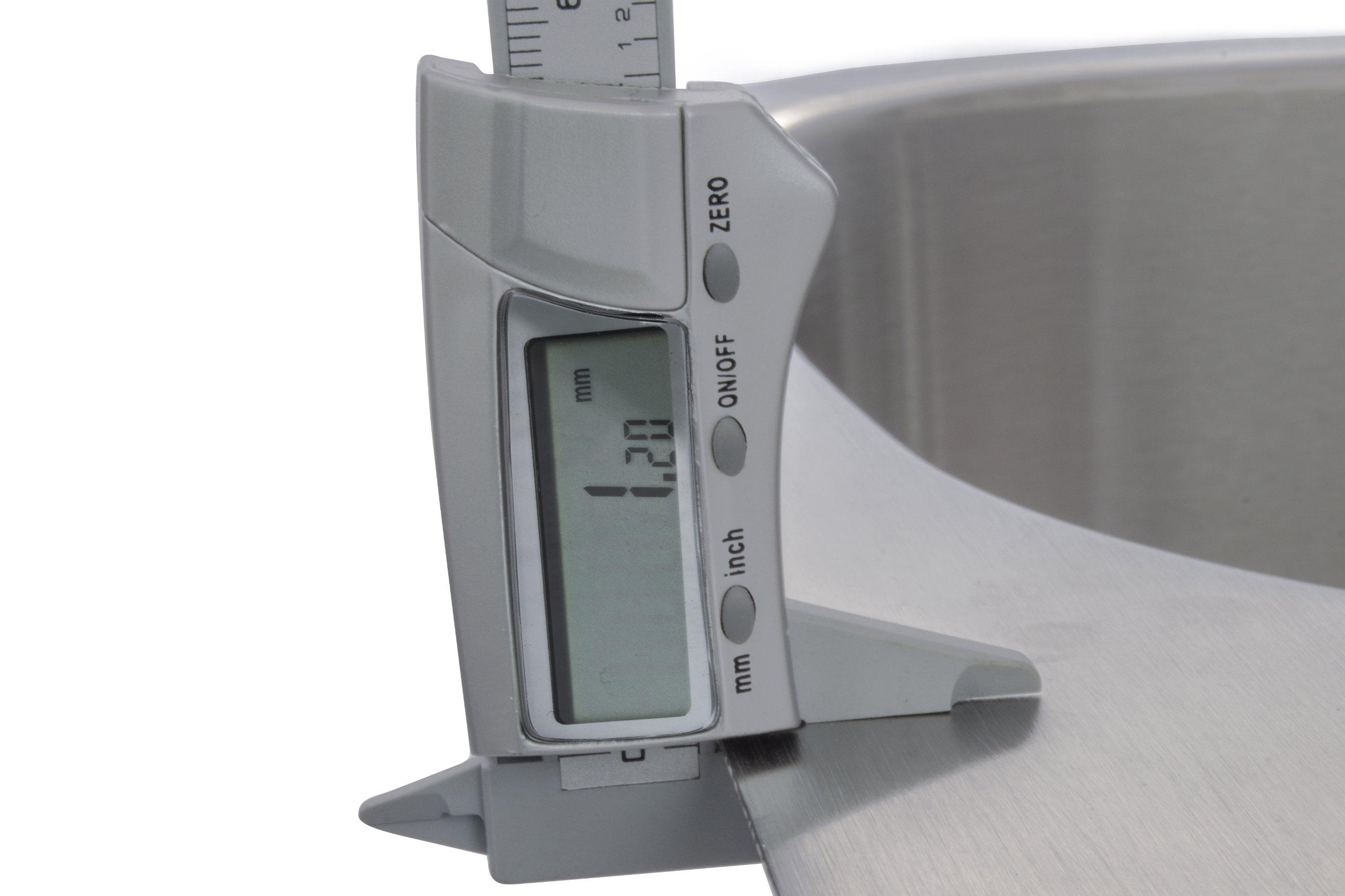 420 18-Gauge Dual-Mount Stainless Steel Bathroom Sink