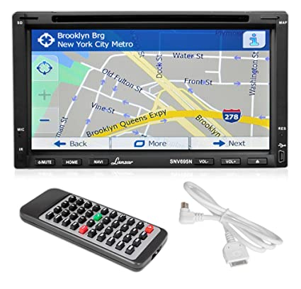 amazon com lanzar snv695n 6 95 inch double din touchscreen video rh amazon com