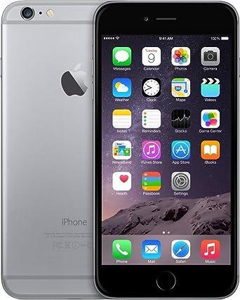 buy popular 9b1c4 57891 Apple iPhone 6 16Gb Space Grey O2/Tesco/Giff Gaff Network