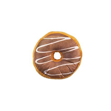 donuts cojín Decorativo de Peluche bajo Forma de 40 cm para ...
