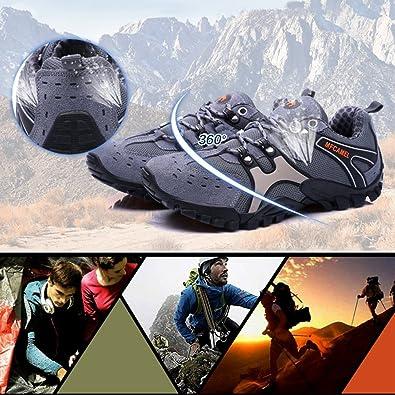 SAGUARO® Hike Trekking Wanderhalbschuhe Outdoor Sport Wander