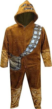 Star Wars - Pijama con capucha para hombre - marr n - Large/X ...