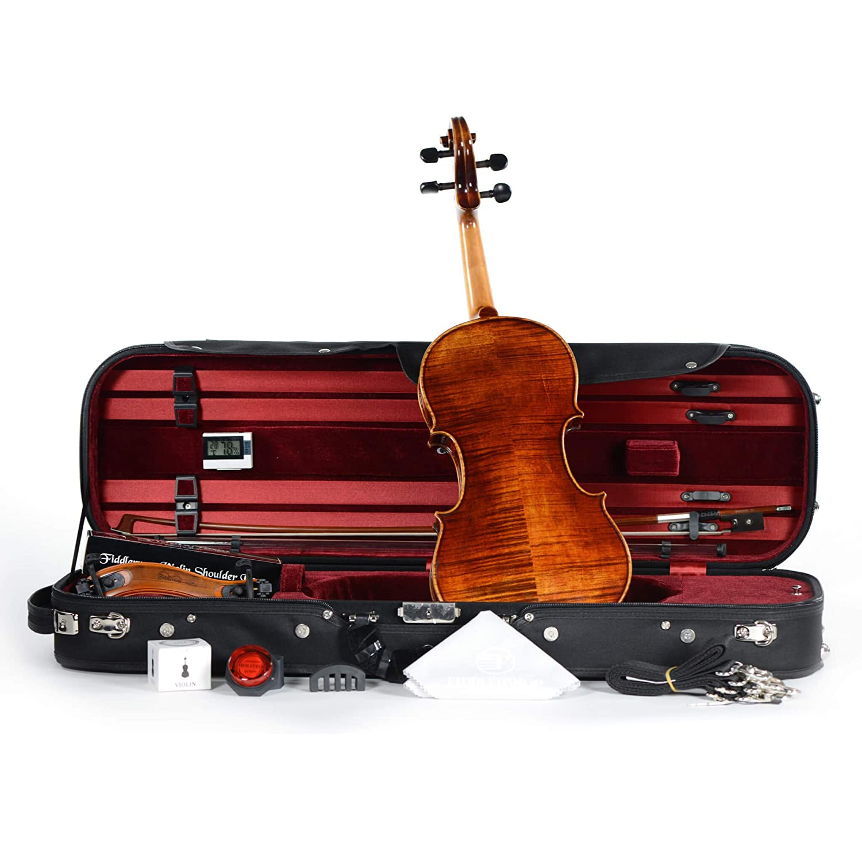 Fiddlerman Soloist Violin: Amazon co uk: Musical Instruments