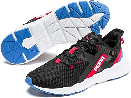 PUMA Weave XT Shift Q4 Wn's, Zapatillas Deportivas para Interior para Mujer