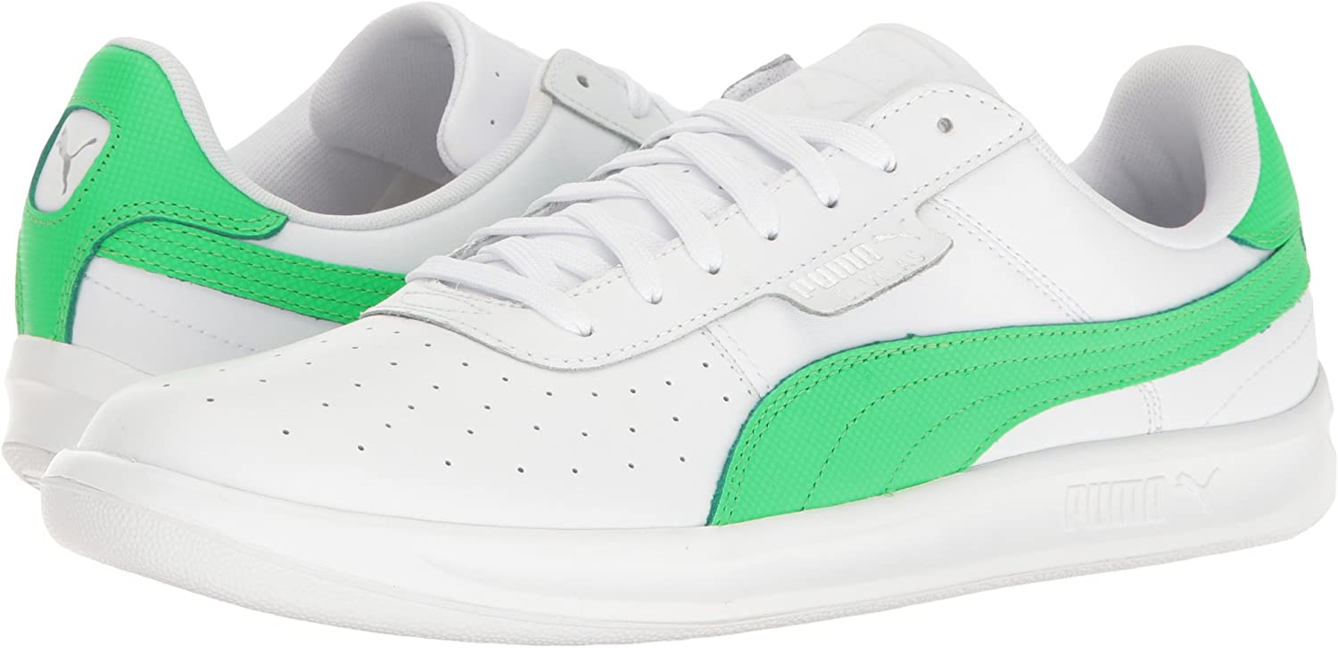 PUMA White/Andean Toucan Athletic Shoe