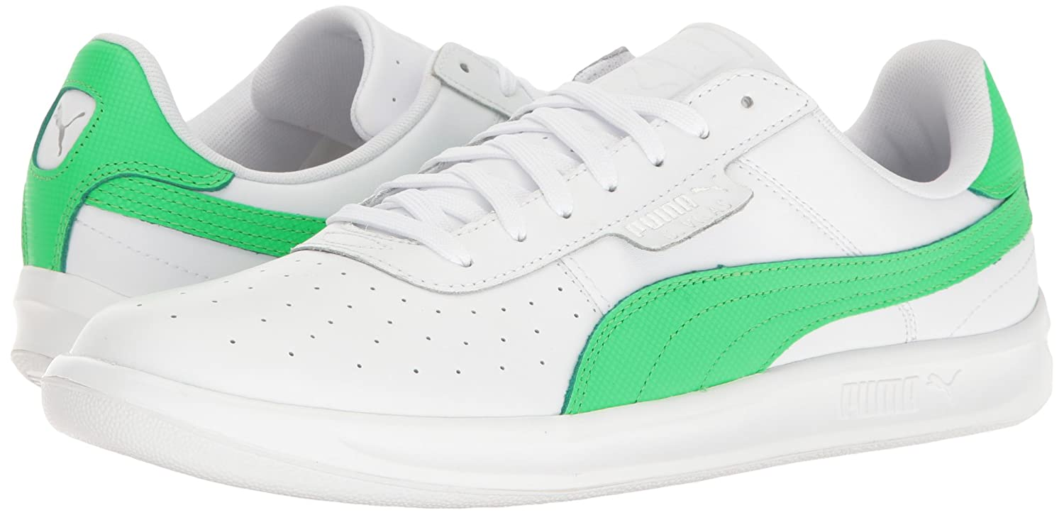 a6bf61b401cd8 Puma G. Vilas 2 Men US 9. 5 Green Sneakers: Buy Online at Low Prices ...