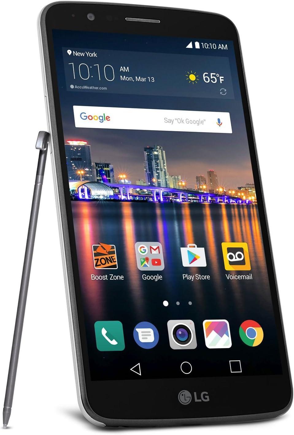 Amazon.com: Boost Mobile - LG Stylo 3– ...