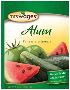Mrs. Wages Alum, 1.9 Ounce (Pack of 12)