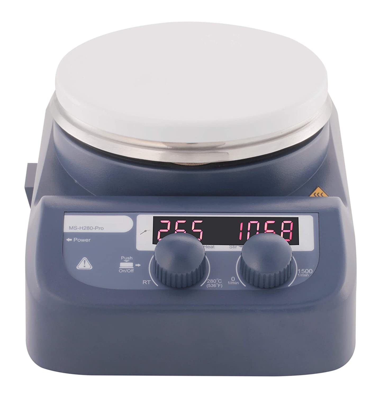 Camlab MS-H280-Pro Magnetic Hotplate Stirrer with LED Display 1200464