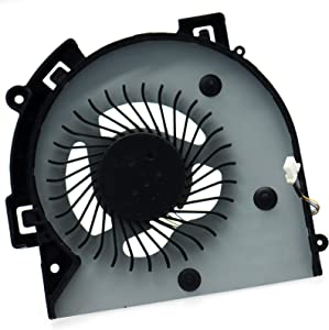 Deal4GO CPU Cooling Fan Replacement for HP Envy X360 M6-AR M6-AP M6-AQ 15-AQ 15-AR 856277-001 023.10066.0011 DFS200405BD0T 0FHHU0000H