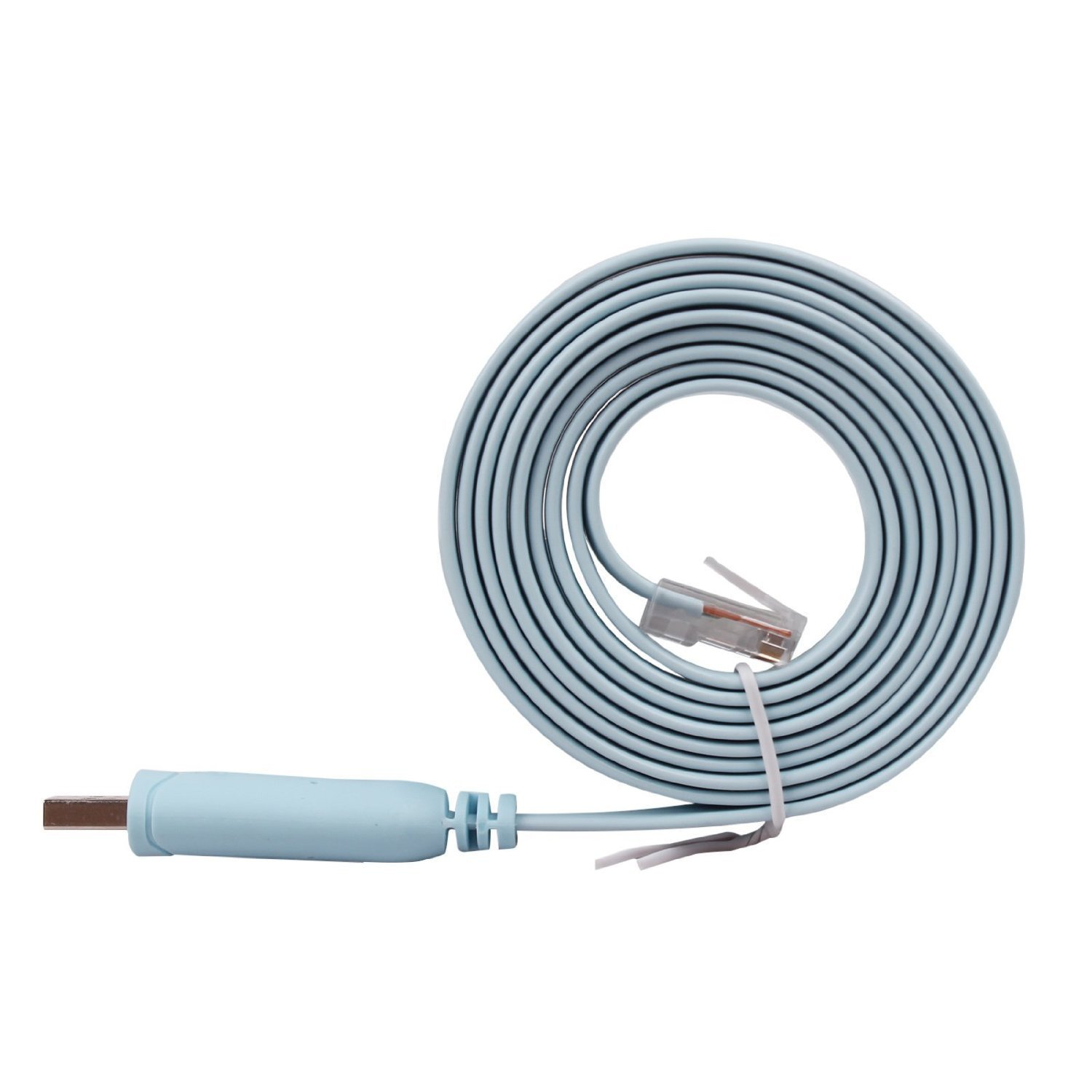 Amazon.com: Bluemax49ers Cisco Console Cable with FTDI Chip Replaces ...