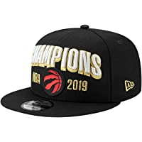 Toronto Raptors 2019 Eastern Conference Champions Locker Room 9FIFTY Adjustable Hat (Gray)