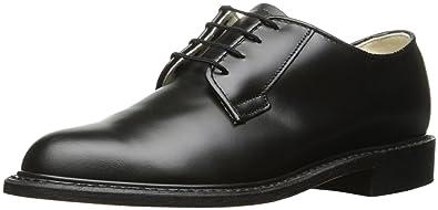 1fa97c98cf Amazon.com: Bates Women's Navy Premier Oxford Uniform Dress Shoe: Shoes