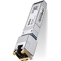 ipolex 10GBase-T SFP+ RJ45 Copper Transceiver Module for Cisco SFP-10G-T-S, Ubiquiti, D-Link, Supermicro, Netgear…