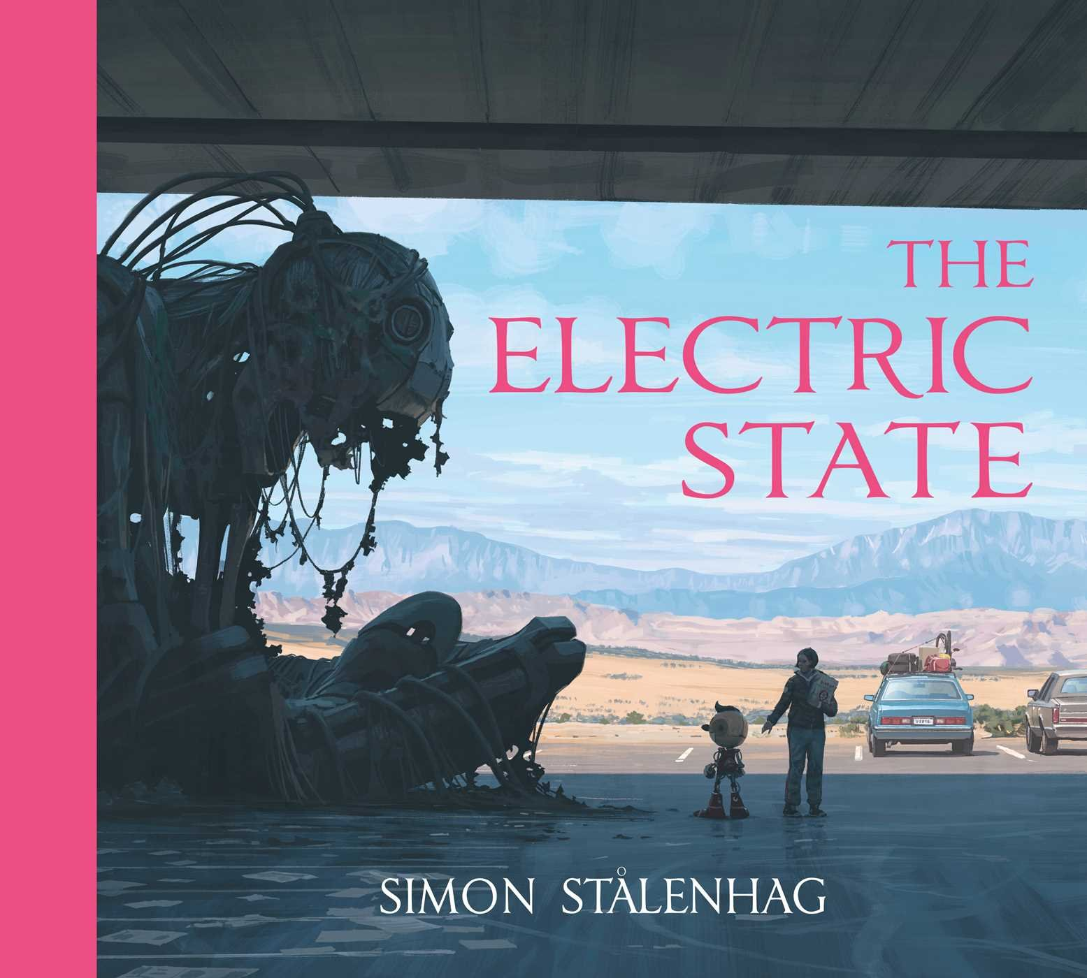 Image result for simon stålenhag book