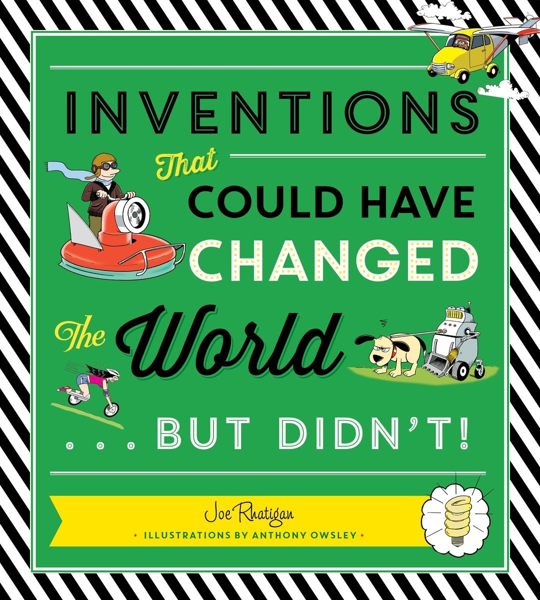 Inventions: That Could Have Changed the World...But Didn't! by Charlesbridge (Image #2)