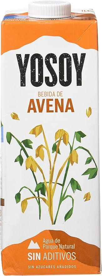 Yosoy - Bebida de Avena - Caja de 6 x 1L: Amazon.es: Amazon Pantry
