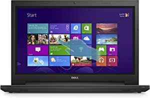 "DELL Laptop Inspiron 15 i3543-2000BLK Intel Core i3 5005U (2.0 GHz) 4 GB Memory 500 GB HDD Intel HD Graphics 5500 15.6"" Touchscreen Windows 8.1 64-Bit"