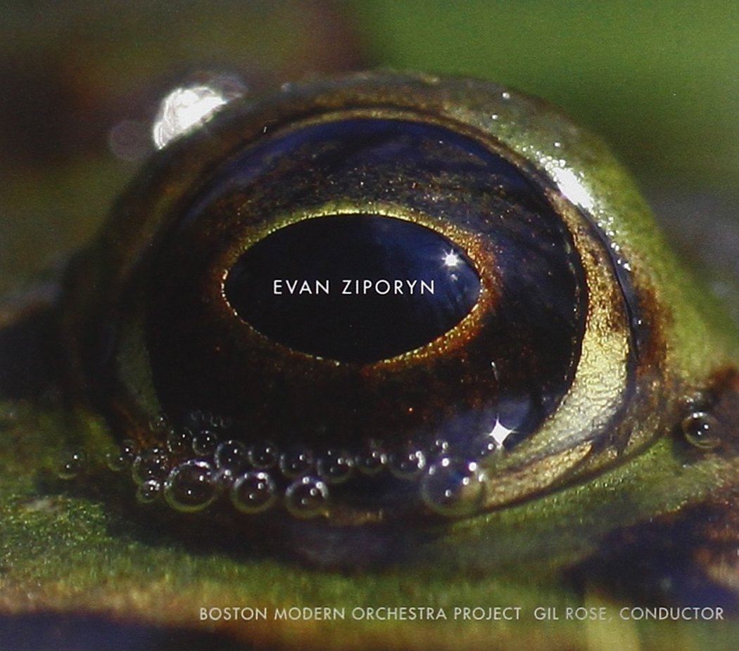 Frog's Eye: Orchestral Works by Cantaloupe