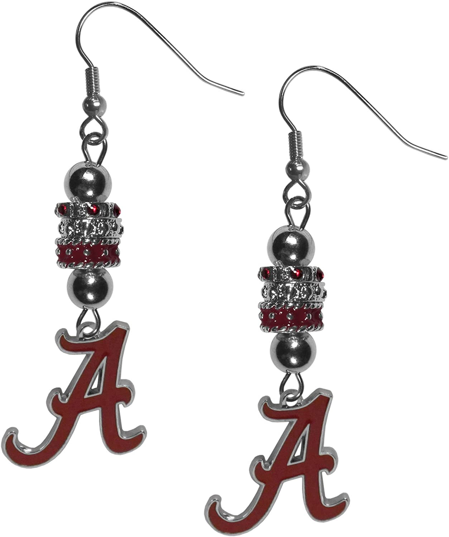 NCAA Siskiyou Sports Womens Georgia Tech 2 Inch Hoop Earrings One Size Team Color