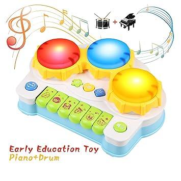 38ab6306f3839 BelleStyle Jouets Musical Piano pour Bébé