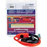 Easy Heat AHB-013 Cold Weather Valve and Pipe Heating Cable, 3-Feet,black