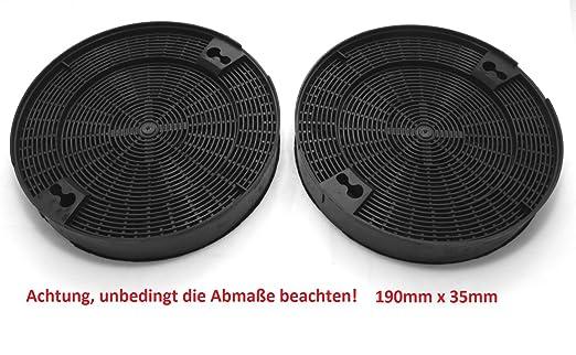 Bauknecht Dunstabzugshaube Filter : Bauknecht amc 912 chf 029 1 aktivkohlefilter typ 29: amazon.de