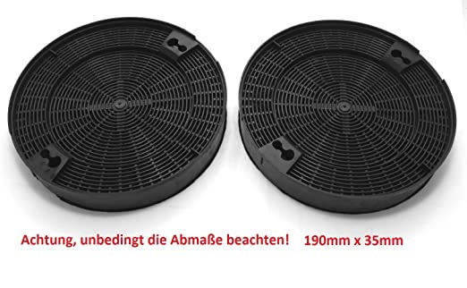 Whirlpool dunstabzugshaube aktivkohlefilter: amazon.de: elektro