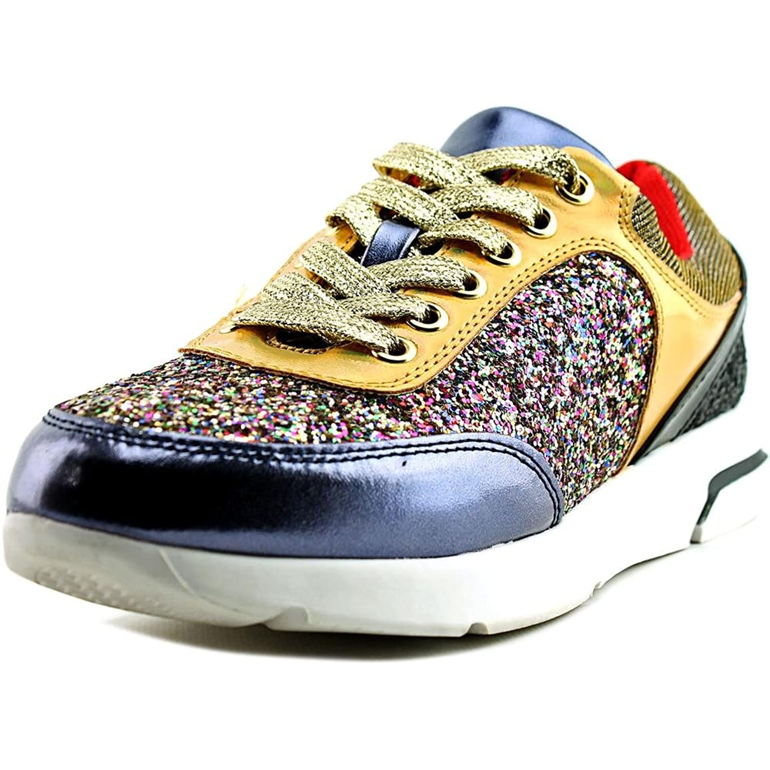 Madden Girl Hayyess Women Canvas Multi Color Fashion Sneakers
