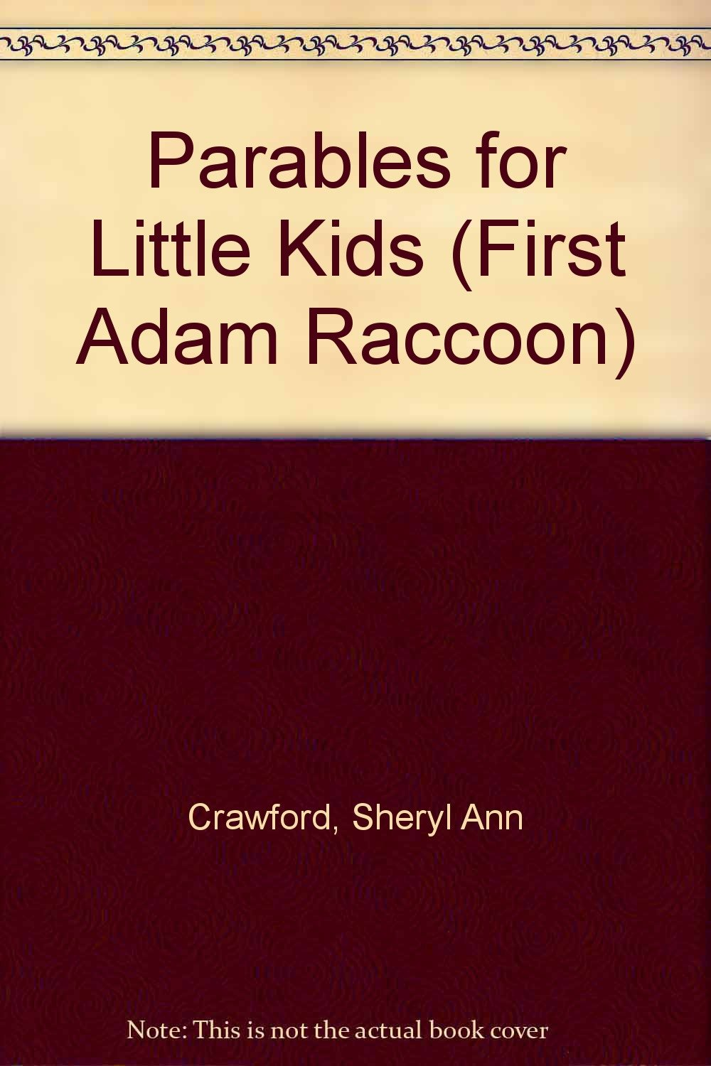 first adam raccoon parables for little kids glen keane joe