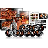 BQN ZOMLAN Insanity Exercise Shaun T DVD, Fast and Furious Complete Workout with Nutrition Guide… (ins)