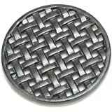 Achla Designs Minuteman International Cast Iron Round Trivet