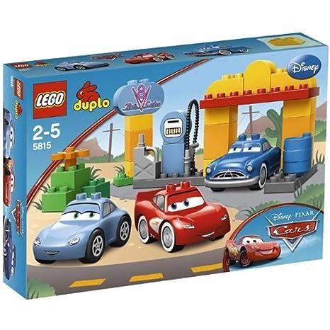 Lego Duplo Cars 5815 - Il Cafè di Flo: Amazon.it: Giochi e giocattoli