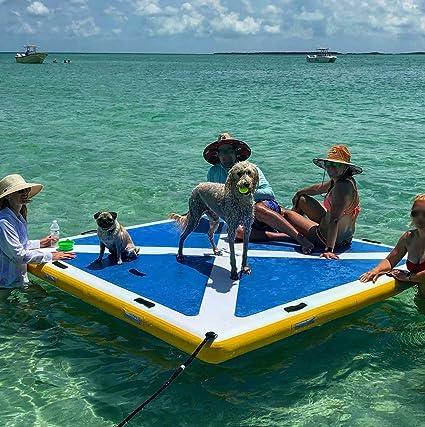 Amazon.com: Agua Azul Juguetes bw-dk586s cuatro persona ...