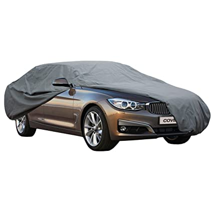 Sumex Cover1l Car Protection Cover 480 X 175 X 120 Cm Large Size Weather And Waterproof